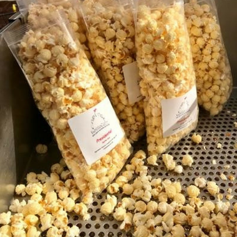 Great Tasting Kettle Corn At A Reasonable Price Not Only Is The Popcorn Good But Everyone Running Business Are People Eric C
